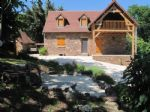 New build with lots of charm, pretty views and 2 acres