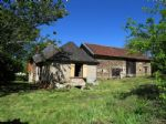 CharmIng cottage plus barn and land In the Correze
