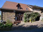 Renovated stone barn in idyllic setting