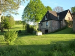 Two houses, pool, barn and 1.3 hectares in peaceful setting