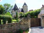 16th Century Renaissance Castle in charming village
