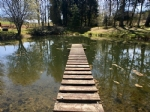 2 lakes on aprox 2 hectares siuated in peaceful enviroment