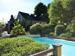 Beautifully renovated stone house with gite, pool and stunning views
