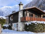 A cosy rustic chalet in a quiet area close to the Grands Montets and Argentière.