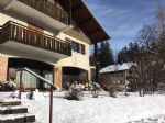 3 to 4 bedroom apartment in Verchaix en Bas. Walking distance to Morillon Lake and amenities.