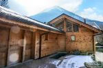 A beautiful chalet well located close to the centre of this popular resort.