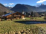 A 700m2 plot of constructible land with beautiful views, in Essert-Romand.
