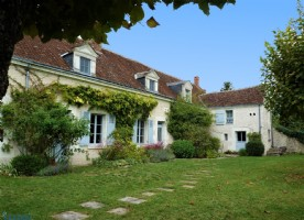 Sumptuous property in the heart of the Loire Castles