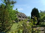 Large thatched cottage with lots of natural light and sunshine