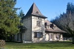 350 m2 stone house in the Vallee du Lot