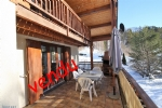 IN BRIANCON : Large chalet in a quiet area on a flat site