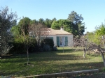5 Room villa on a 1375m² site with option for swimming pool.