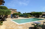 Charming 4-bedroom bourgeois home with swimming pool (close to Uzes)