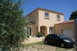 In west Nimes, 150m2 modern villa.