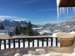 Large House, 5 Apartments, Superb Panoramic View Over Embrun Lake