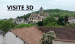 Village house with small garden - in the heart of Vetheuil
