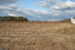 West of Nimes, in Crespian, 1001m² site for sale.