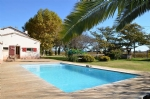 Country house - swimming pool - between Nimes and Montpellier