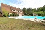 Domaine du Lys, maison contemporaine, 340 m² habitables environ, 6 chambres, studio indépendant