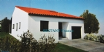 Villa Moderne Neuve À Construire. Plain-pied. T4. 105 M². Terrain 409 M². Garage.