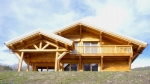 New chalet, great opportunity, weather proofed