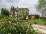 Beautiful house in a Neo-Normandy style, 10 minutes from Pont L'Evêque and Honfleur