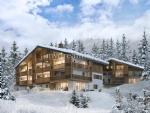 Appartement 2 pièces + cabine Megève (74120) Rochebrune