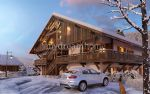 Appartement Near Skis Slopes in Crest Voland