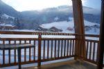 1 bedroom ski apartment on the slopes in Praz sur Arly (74120) near Megeve