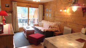 2 bedrooms apart + 53sqm of terrace in Crest Voland Le Cernix (73590)