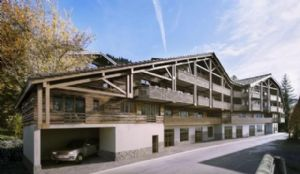 FANTASTIC 3 bedroom apartments from DAVID LLOYD estates in the heart of Chatel!
