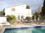 Superb Hacienda Style Villa With Pool, 2 Units, St Nazaire