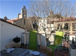 Lovely Village House With Terrace, Laroque Des Alberes