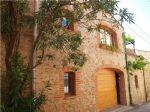 Splendid Village House For Sale, Terrace, Garages, Close To Thuir