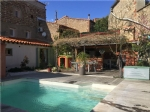 Character Village House With Garden And Pool, Pezilla La Riviere