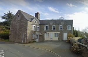 Detached stone property in Normandy village