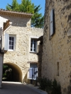 """Stone property over 500 years old in """"chocolate box"""" hamlet"""