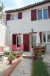 Completely restored 3-bed town house close to Carcassonne