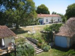 Country house, gites, studio, swimming pool, outbuildings. Aubeterre SW France