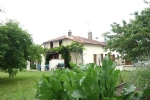 Four bedroom house with outbuildings mature gardens and above ground pool
