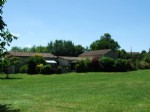 Near Aubeterre. Cottage in countryside setting with outbuildings. 2 acres.