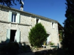 Renovated country house. Quiet countryside hamlet.