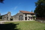 Rustic Stone Country house in Charente