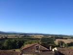 Delightful 4 large bedroomed village house with stunning mountain views