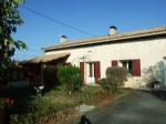 Large country house near Chalais Charente