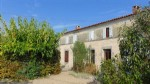 2 bed house, heating, garden, Beauvais
