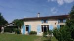 4 bed house, garden, pool, large outbuildings, Néré