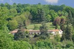 Country estate 6 hectares gite stables Charente