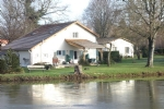 Lake side house 4 beds with land 6000 m² near Confolens