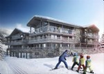 3 bedroom ski apartment les gets